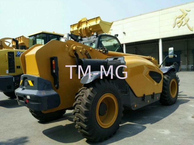 4.5 Tons XC6-4517cummins Engine Xcmg telehandler machine Max Height 16.7m