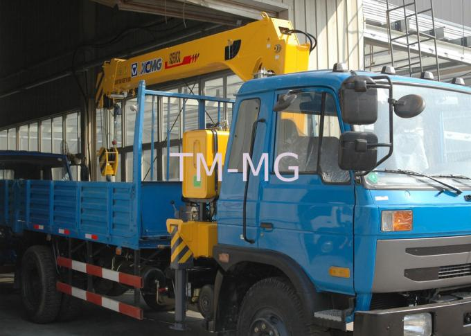 XCMG Truck Loader Crane, 5 ton Lifting Truck Mounted Crane with High Quality