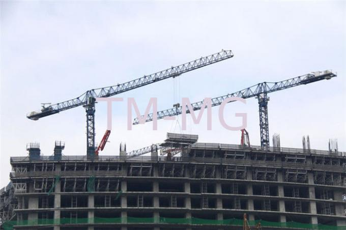 High Efficiency High Rise Construction Cranes , 12TON Luffing Tower Crane XCP330