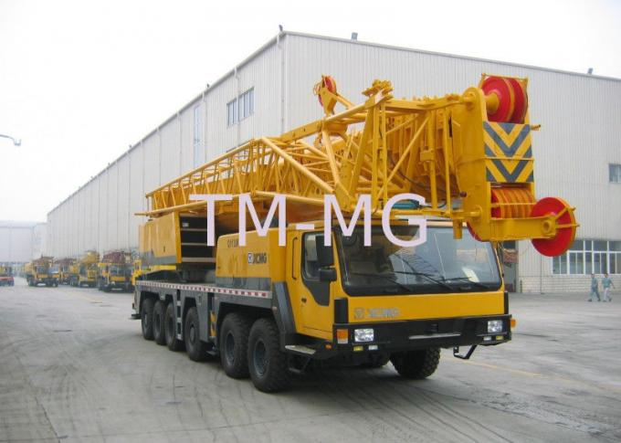 High Efficiency XCMG Truck Crane, Hydraulic Mobile Crane QY130k