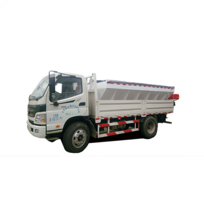JYJ5169TXC Special Purpose Vehicles Snow Removal Vehicles With Snow Plow