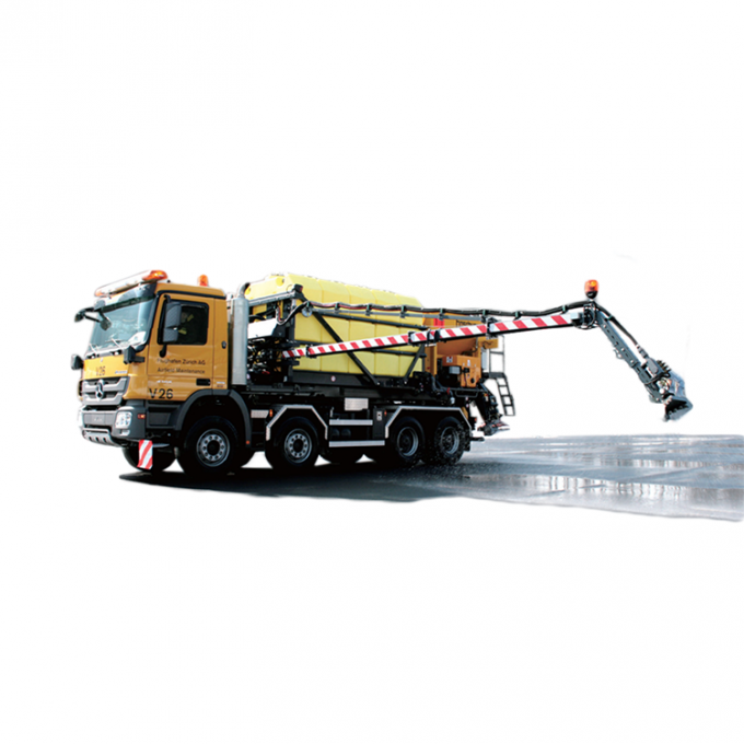 HQJCCB30 Special Purpose Vehicles Airport Deicing Fluid Spreading Truck