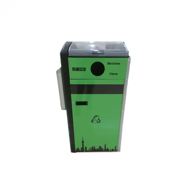 Automatic Solid Waste Bin Compactor / Special Project Vehicle ISO Approval