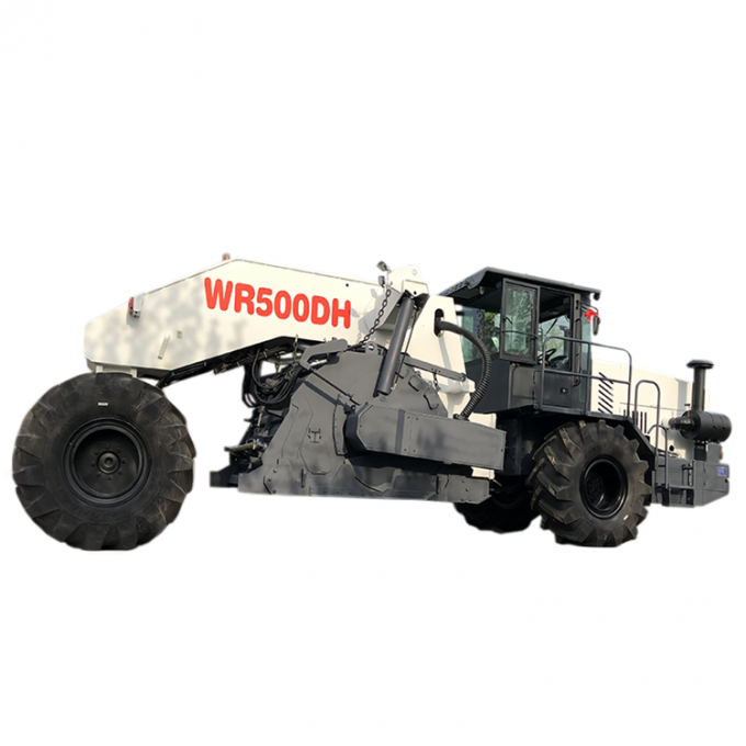Pavement cold recycling machine WR500 road construction machine