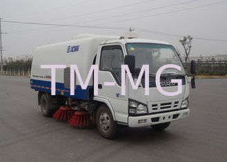 China Road Sweeper Machine And Vacuum Street Sweeper Truck Special Purpose Vehicles supplier