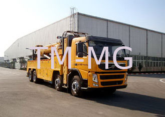 China Durable XCMG 44 Ton Wrecker Tow Truck 50000kg 250KN For Traffic Rescue supplier