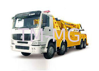 China Durable 200KN Emergency Rescue Wrecker Tow Truck , 15 Ton Breakdown Recovery Truck supplier