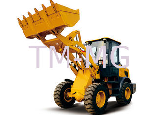 China 0.9m³ Mini Heavy Earth Moving Machinery 0.93cbm Capacity LW160K supplier