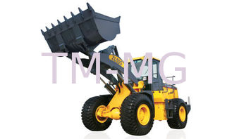 China Medium XCMG 5000kg ZL50GN Earthmoving Machines 8110×3000×3508mm supplier