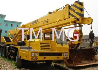 China Professional  QY16C Original Truck Crane Spare Parts Environmental Friendly supplier
