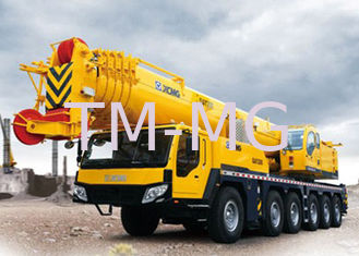China Durable Single Cylinder Retractable All Terrian Crane With Can Technique QAY200 supplier