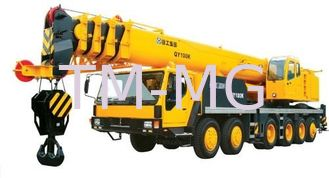 China Durable Construction 90t Hydraulic Mobile Crane, QY90k XCMG Truck Crane supplier