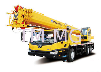 China XCMG QY25K5-I Hydraulic Truck Crane With Extended Streamline supplier