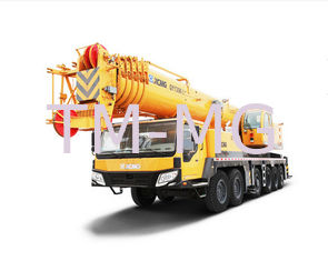 China High Efficiency XCMG Truck Crane, Hydraulic Mobile Crane QY130k supplier