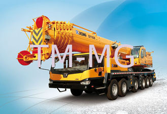 China Durable 160Ton QY160K  Hydraulic Mobile Crane With LCD Display supplier