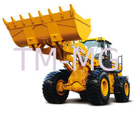 China LW500FN Wheel Loader Earth Moving Machinery With Intelligent Operation supplier