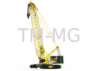 China Jib Tracked Hydraulic Crawler Crane XGC260 / knuckleboom cranes supplier