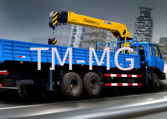 China XCMG superior 12 Ton Boom Truck Loader Crane 14.5m Lifting Height supplier