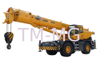 RT25 High Power Rough terrain Boom Truck Crane QSB6.7- C190 Engine