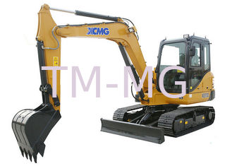 China 36.2kW XE55D Excavator earth moving vehicles , earth moving truck Piston Hydraulic Motor supplier