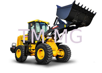 China Durable LW400FV small wheel loader Easy Operation And Maintenance supplier