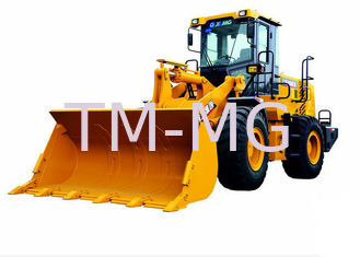 China Low Fuel Consumption earth movers equipment LW400KV Wheel Loader supplier
