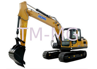 China XE135D 86kw efficient excavators and earthmovers Machinery with 99.1 kn supplier
