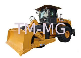 China 340HP mining earthmoving machinery articulated wheel type dozer DL900A supplier