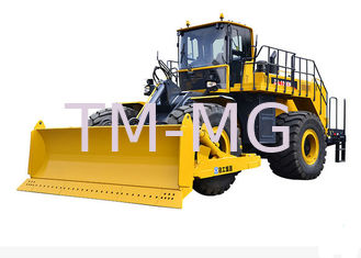 China 410KN Wheel Bulldozer mining and earthmoving machinery DL1200K with luxurious cab supplier