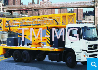 China XCMG aerial work platform bridge heavy construction machinery XZJ5250JQJ14 supplier