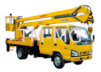 China XCMG Special Purpose Vehicles overhead working truck for building construction supplier