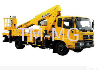 China XCMG 21M aerial working platform truck Special Purpose Vehicles XZJ5100JGK supplier