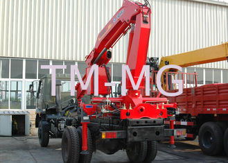 China Brand New Technology SQ5ZK25T Articulated Boom Crane supplier