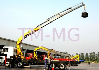 China Durable Safety 14 Ton Lifting Articulated Boom Crane , CE Certification supplier