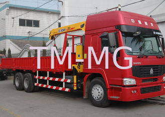 China 2120kg XCMG Crane  Hydraulic Lifting Truck Mounted Crane 5 Ton supplier
