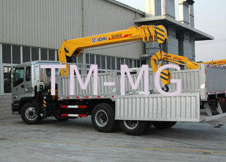 China 10T SQ10SK3Q Telescopic Boom Truck Crane supplier