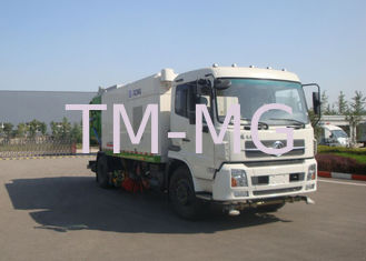 China High Way Sweeping And Spraying Road Sweeper Truck Special Purpose Vehicles 5600L supplier