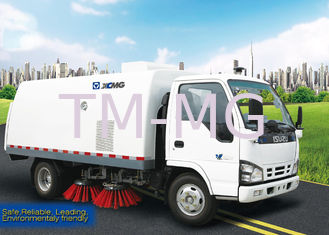 China Road Sweeper Truck 1000L Special Purpose Vehicles For Urban Road Water Spray supplier