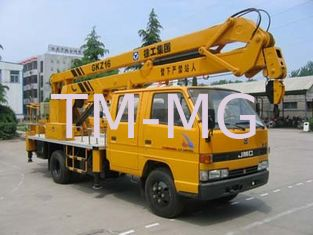 China Reliable 17m Aerial work platform machines used in construction XZJ5063JGK supplier