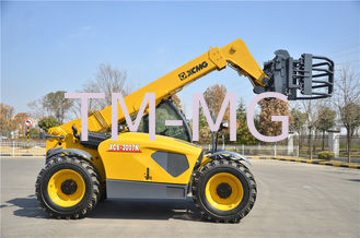 China Confortable XC6-3007 Telescopic Telehandler Forklift forklength 1200mm with Deutz engine supplier