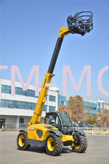 China Compact XCMG 7m Telehandler Telescopic Handlers Fork Installed XC6-3507 supplier