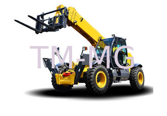 China XC6-3507 Mini 3.5 Ton Telescopic Telehandler Forklift Earthmoving Machinery  Used to Handle Loose Materials supplier