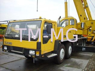 China Heavy Machine Fast  Load Sensing QY70K Hydraulic Mobile Crane Safety Telescoping with High Quality supplier