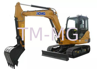 China 2017 New XCMG 5.5t Mini Crawler Machine Excavator XE55D with Good Performance supplier