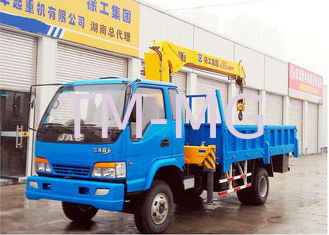 China XCMG 2035kg Crane, Durable 5 Ton Hydraulic Lifting Truck Mounted Crane supplier