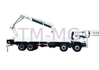 China Knuckle Boom Truck Crane / 10 ton mobile crane XCMG  For City Construction supplier