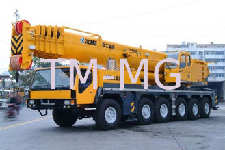 China Extended Boom Hydraulic Mobile Crane Large Working Scope XCT220 supplier