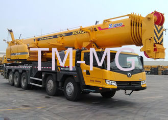 China 130 Ton Construction All Terrian crane equipment XCT130 , 80km / h supplier