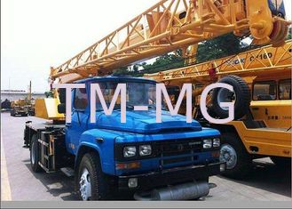 QY8B.5 Truck Crane Hydraulic Mobile Crane With 3180 mm Overall Height