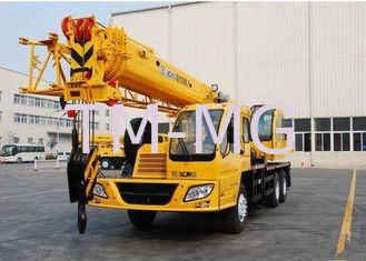 China Hydraulic Mobile Crane QY20B.5 Truck Crane With SC8DK260Q3 Engine Model supplier